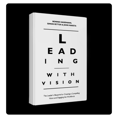 Leading with Vision by Simon Vetter